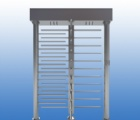 Electromagnet Lock Full Height Turnstile